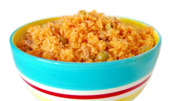 Puerto Rican Chicken And Rice Recipe Arroz Con Pollo Recipe