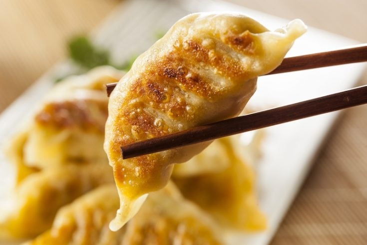 Easy Potstickers Recipe How To Make Chinese Dumplings Step By Step