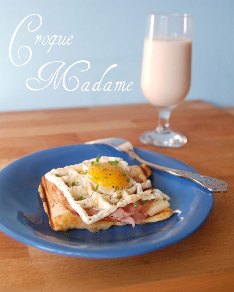 Croque Madame Recipe