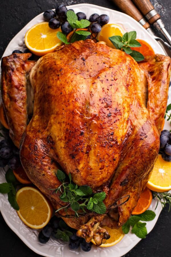 How To Cook A Perfect Thanksgiving Turkey Easy Recipe