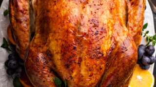 How To Cook A Turkey: Thanksgiving Turkey Recipe + Tips!