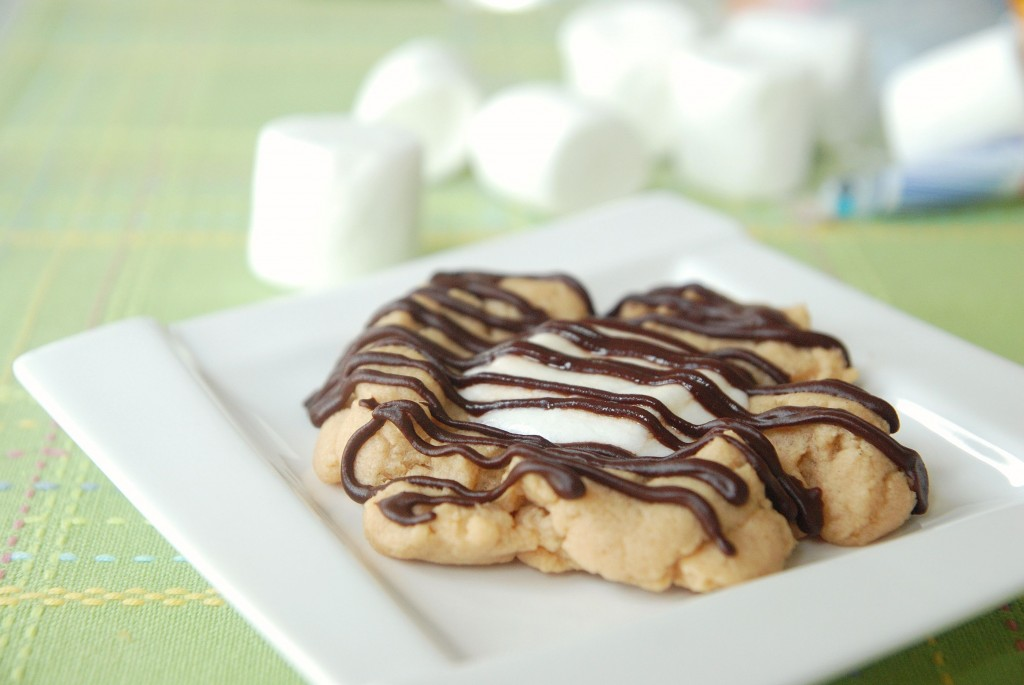 Fluffernutter Cookies Recipes — Dishmaps