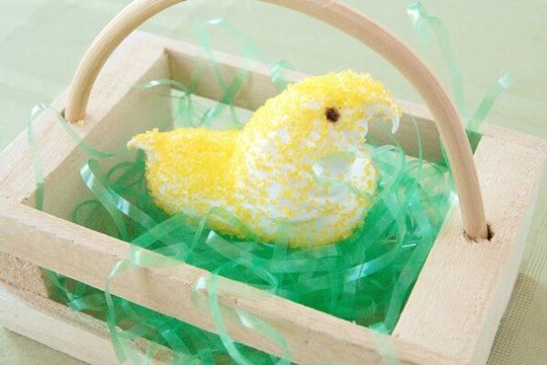 Marshmallow Easter Peeps Recipe
