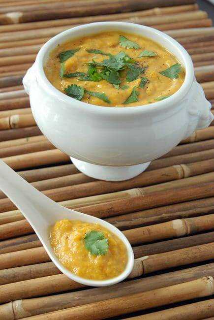 Sweet Potato Soup With Curry Recipe