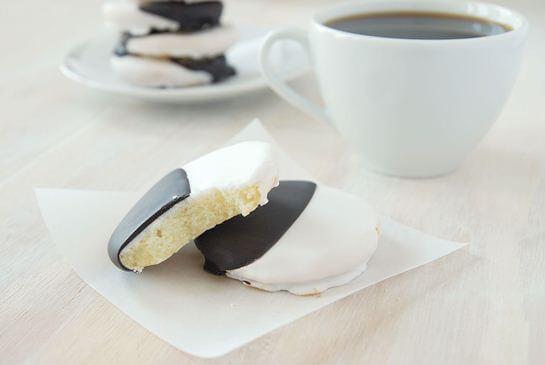 Black & White Cookies Recipe