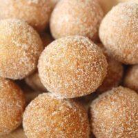 Cinnamon Sugar Donuts | The BEST Homemade Donuts Recipe