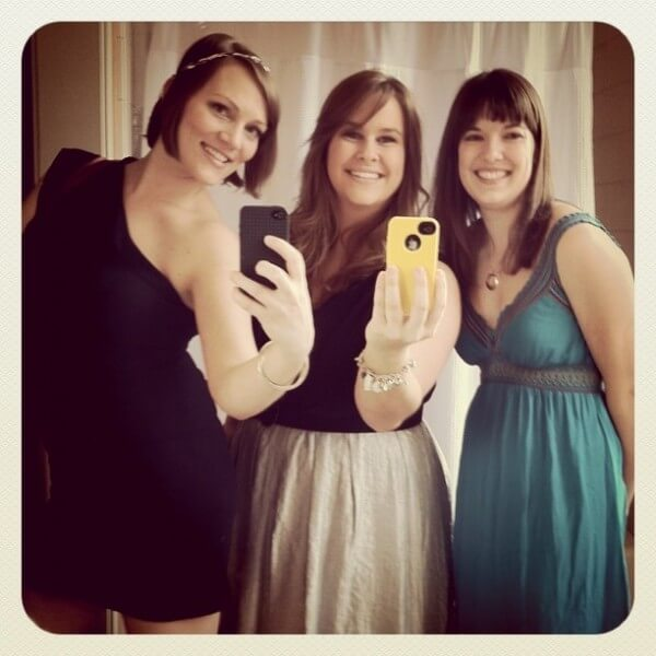Erin, Me, Lindsay