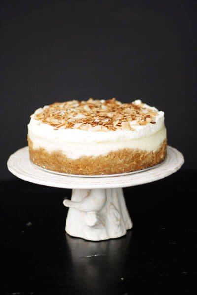 Coconut Cheesecake