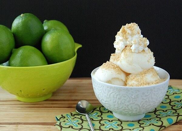 Easy Healthy Frozen Yogurt Recipe
