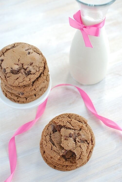 Homemade Chocolate Cookie Recipe