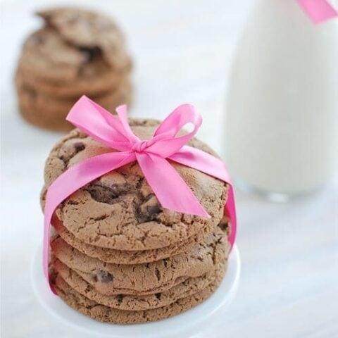 Homemade Chocolate Cookie Recipe