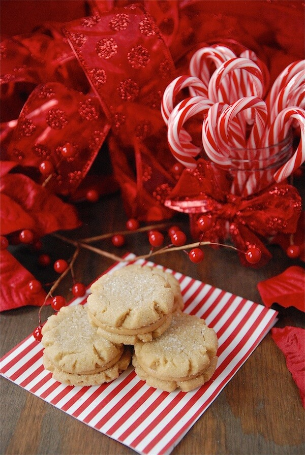 Holiday Peanut Butter Cookie Recipe
