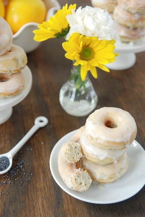 Recipe For Baked Donuts