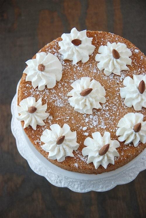 Recipe For Almond Cake