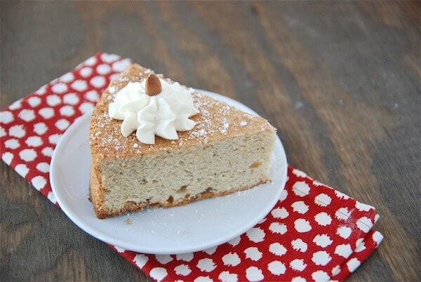 Financier Cake Recipe