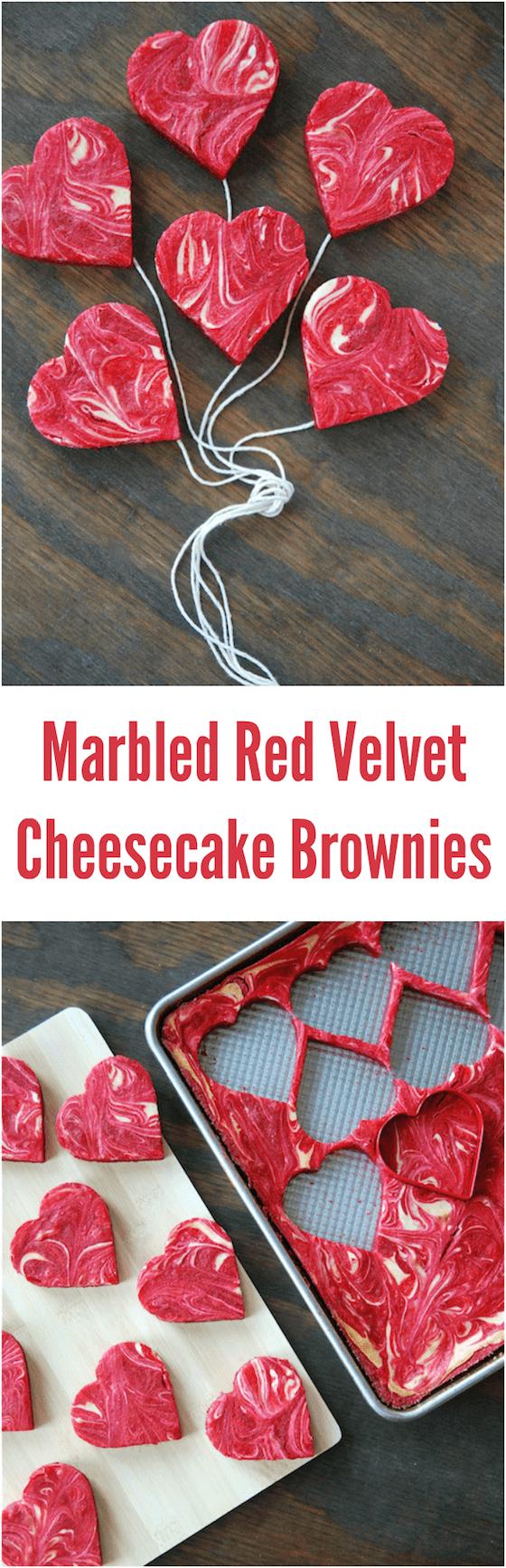 Easy Red Velvet Cheesecake Brownie Recipe