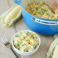 Corn Risotto Recipe