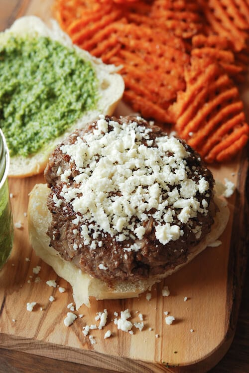 Easy Burger Patty Recipe