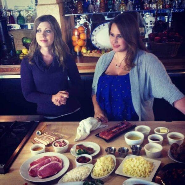 Lauren Brennan and Jessica Segarra