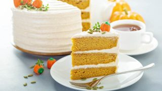 Pumpkin Dream Cake