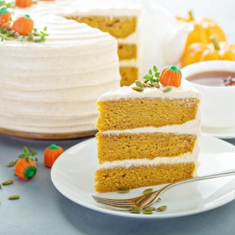 The Best Pumpkin Cake Recipe Easy Thanksgiving Dessert Idea