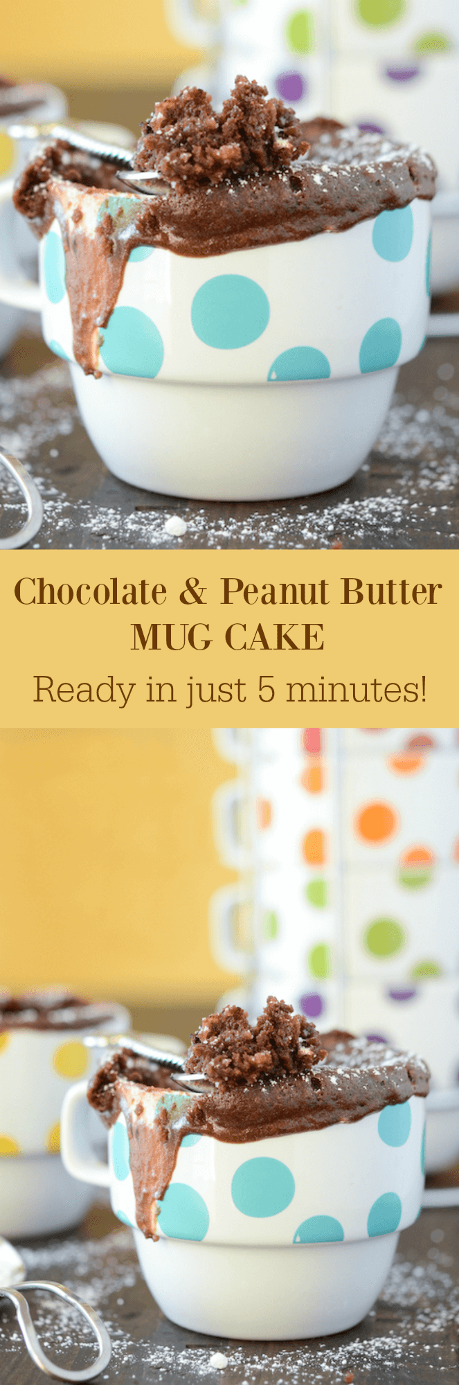 Butter And Bacon Mug Cake