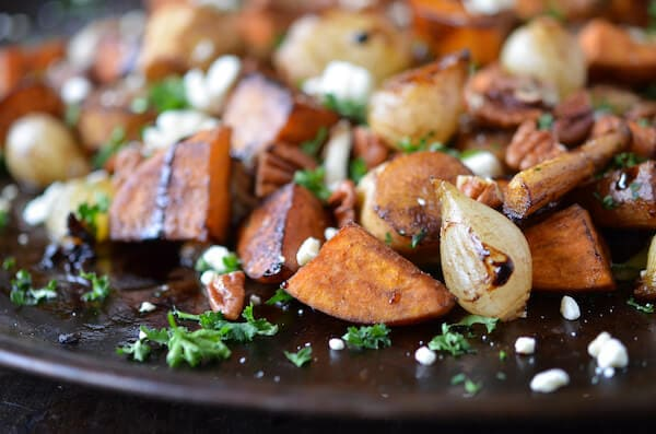 Balsamic Roasted Root Vegetables Recipe