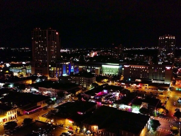 Omni in downtown Austin, Texas