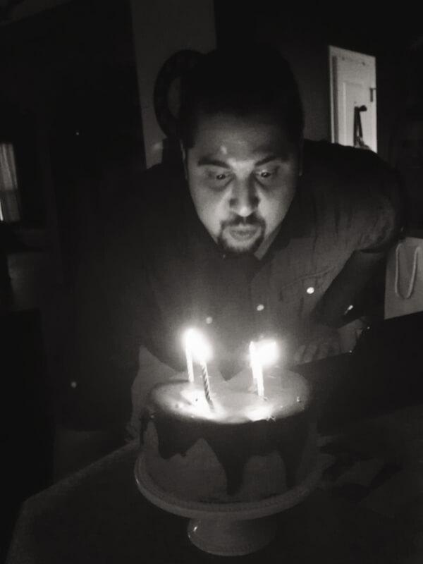 Jorge Birthday Cake 2013