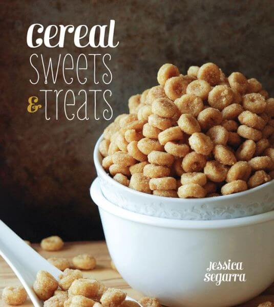 Cereal Sweets & Treats Cookbook!