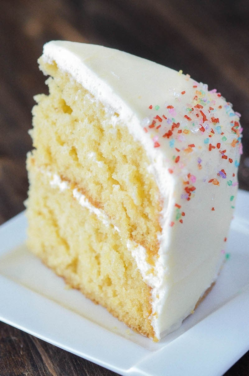 Vanilla Dream Cake