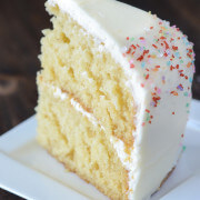 Vanilla Dream Cake The Novice Chef - 18 savage cakes that get straight to the point