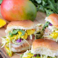 Pork Sliders Recipe