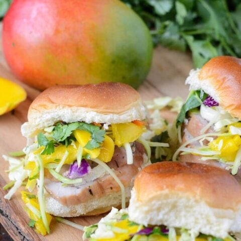 Pork Sliders Recipe