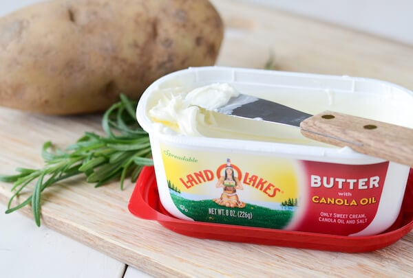 Land O'Lakes Butter With Canola Oil