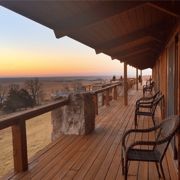 Pioneer Woman's Ranch in Oklahoma