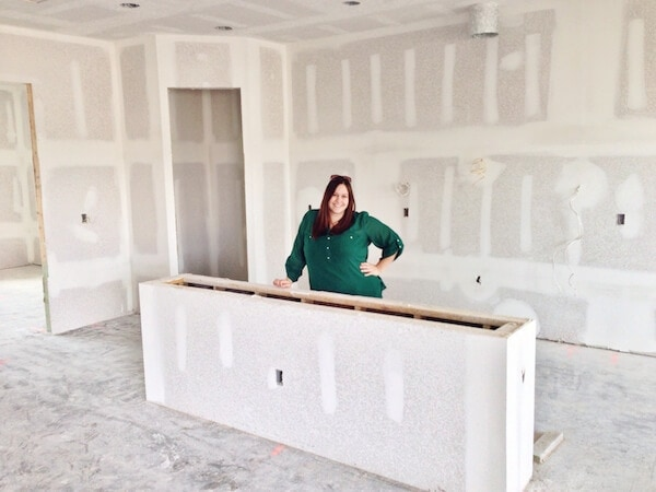 future kitchen!
