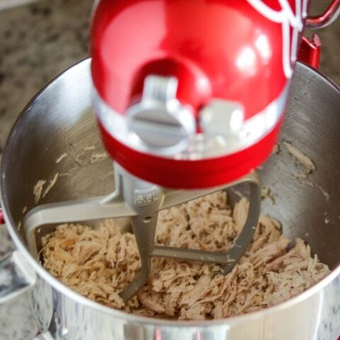 The Best Shredded Chicken