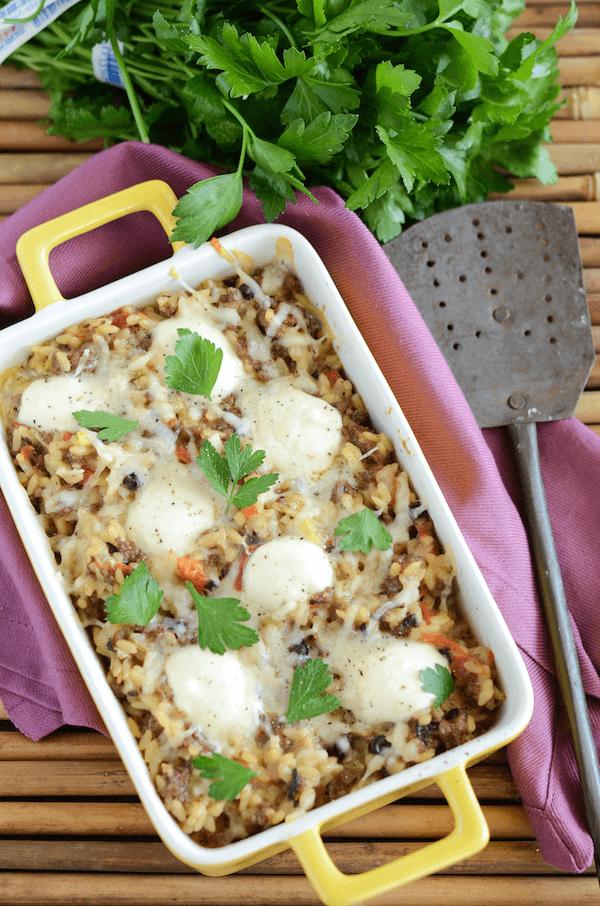 Easy Dinner Casserole Recipe