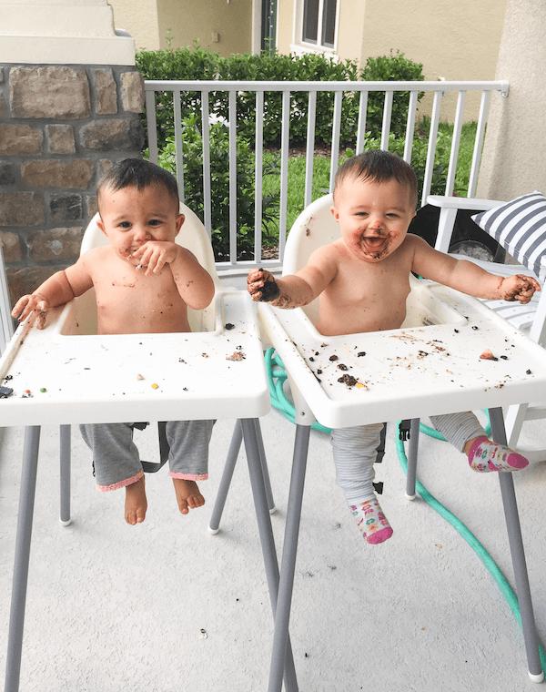Ellie & Lyla versus Voodoo Doughnuts!