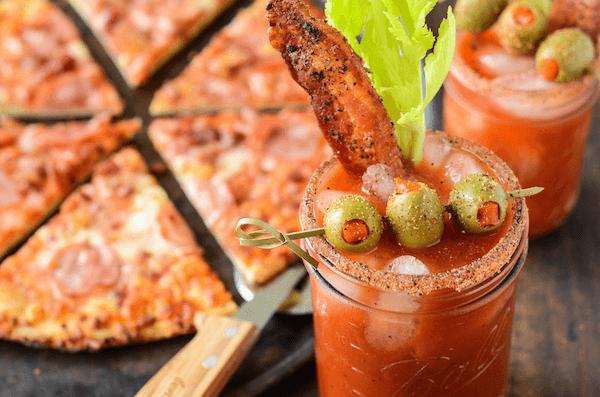 Bacon Bloody Mary Recipe