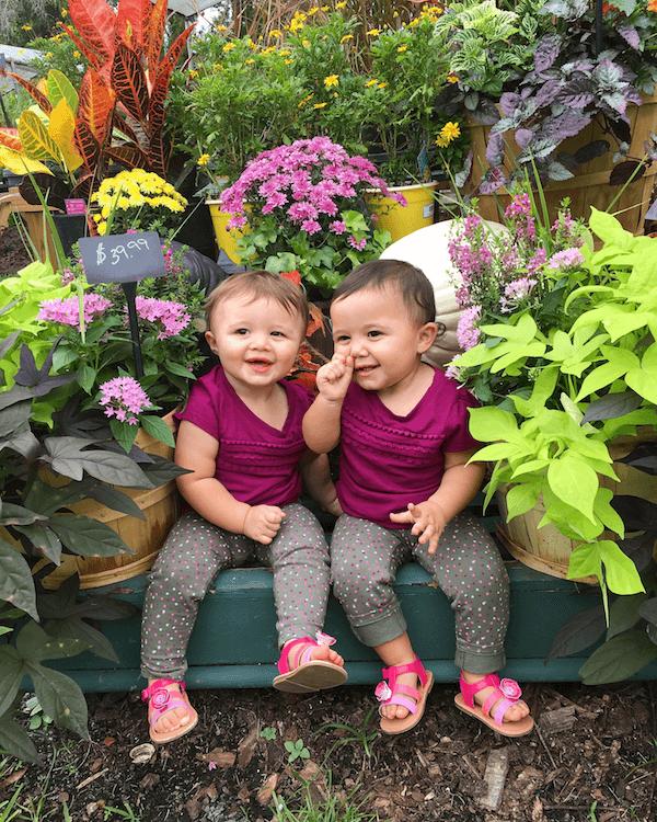 Ellie & Lyla Fall 2015