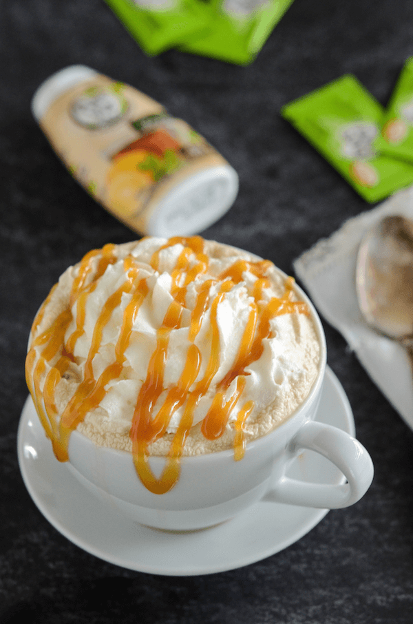 Skinny Salted Caramel Latte Recipe