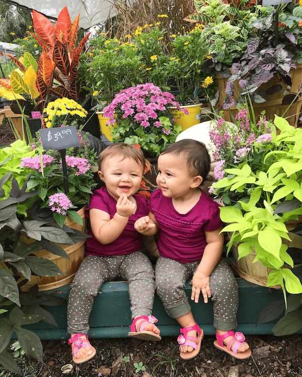 Ellie & Lyla 2015