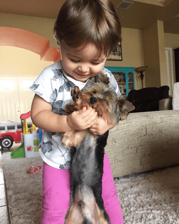 Lyla & Gizmo 1