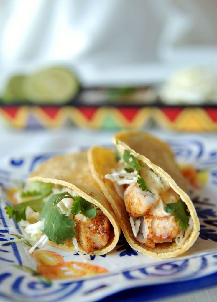 The best blackened fish tacos the novice chef for How to make blackened fish