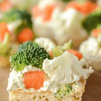 Healthy Veggie Appetizer Recipe | Best Healthy Appetizer Idea