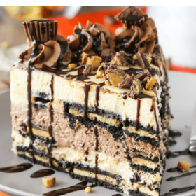 Image promoting 10 must make no-bake dessert recipes
