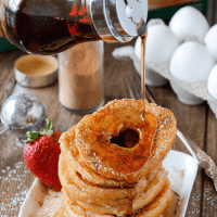Donut French Toast Recipe