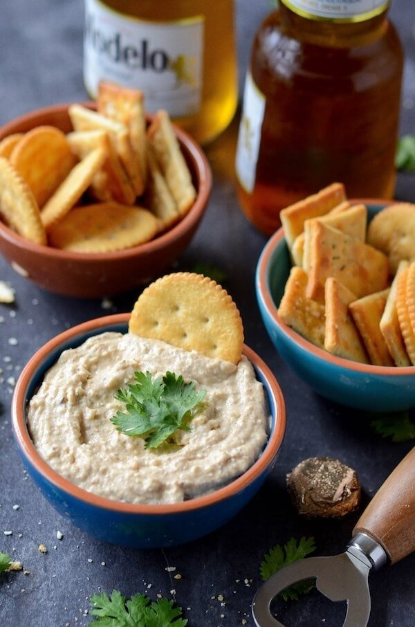 Baked smoked whitefish dip recipe besto blog for Smoked fish dip recipe